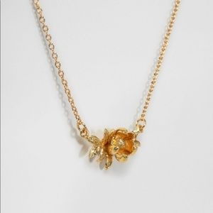 ASOS Bill Skinner Lily Necklace